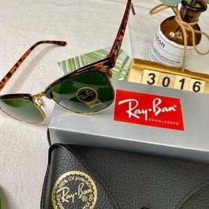 NWT Ray-Ban 3016 G15 LENS Blackish Green 51mm